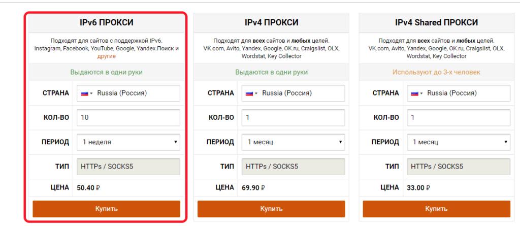 Proxy6.net